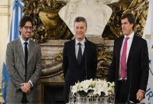 Garavano, Macri y Saravia Frías, patas de la Mesa Judicial.