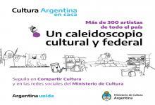 Cultura Argentina en Casa