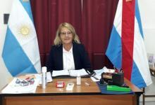 diputada provincial Sara Foletto