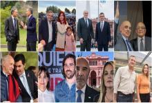 Las ocho fórmulas presidenciales que competirán en las PASO