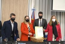 Abrieron los sobres para mejoras en el colector y escuelas de Gualeguay