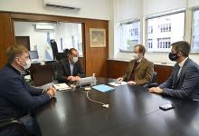 """Bordet valoró la decisión del Presidente """"de priorizar recursos a provincias para obras"""""""
