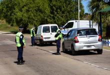 Fortalecen los controles policiales en el Túnel Subfluvial