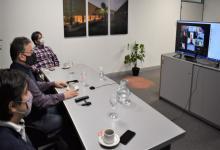 reunión COES Concordia virtual (archivo)