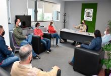 reunión COES Concordia presencial