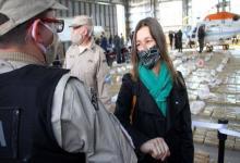 La ministra Frederic destacó el decomiso de marihuana en Entre Ríos