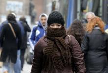 Frío en la provincia