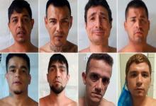 fugados cárcel de Piñero