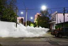 fumigación dengue Concepción del Uruguay
