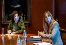 Vizzotti y Nicolini intercambiarán experiencias sobre el proceso de vacunación contra la Covid-19 y el acceso a las inmunizaciones.