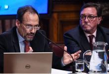 El procurador García expuso en el Senado nacional sobre el proyecto de nuevo Código Penal