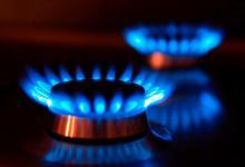 Aumento del gas