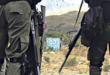 Gendarmería protege tierras extranjerizadas