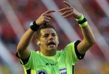 Germán Delfino estará a cargo de arbitrar el último partido de Patronato en 2019