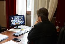 Giano participó de la primera reunión del Foro Federal de Autoridades Parlamentarias
