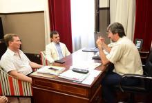 Giano recibió a autoridades de la UTN para coordinar actividades en conjunto