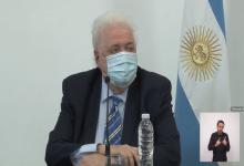 Gines González García en Paraná