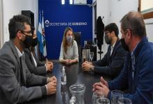 La pandemia fue tema de análisis entre el Comité Capital de la UCR y autoridades municipales.