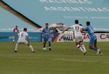 Fútbol: Godoy Cruz festejó su primer triunfo en la Copa Diego Armando Maradona