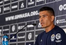 """El entrerriano Paolo Goltz admitió que """"fue un golpe duro"""" el empate con Patronato"""