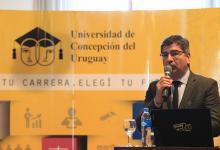 Jorge González, titular de Enersa y secretario de Energía