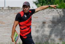 Fútbol: Patronato inició la semana con Graciani y altas, a la espera de Delfino