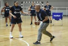 """AmeriCup: mientras entrenan con presencia entrerriana, """"Las Gigantes"""" conocieron rivales"""