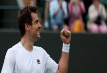Tenis: Pella dejó en el camino a Raonic y se instaló en los cuartos de final de Wimbledon