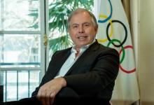 """""""Suspender los Juegos Olímpicos es una decisión sana y saludable"""", consideró Werthein"""
