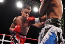 """Boxeo: el concordiense Gustavo """"Perrito"""" Vittori combatirá en Estados Unidos"""