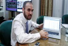 El ministro de Economía, Guzmán Martín, descartó por el momento una pronta vuelta al mercado.