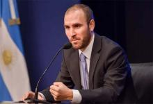 Martín Guzmán es ministro de Economía.