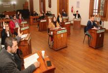 HCD Gualeguaychú, Ordenanza Bancos, Covid-19, Emergencia