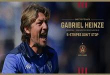 """Gabriel Heinze: """"Estoy emocionado de asumir este nuevo desafío con Atlanta United"""""""