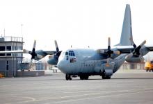 Avión hércules C-130