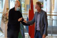Schneider y Rodríguez Larreta renovaron el convenio de trabajo articulado