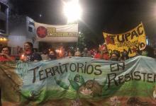 La movilización en defensa de los humedales, se hizo visible en Rosario como en varias localidades del país.