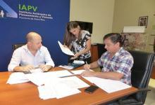 El IAPV rescindió contrato con la empresa Conforte Construcciones de Jabloñski Christian.