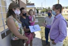 El plan de obras en materia de vivienda se desarrolla en Entre Ríos con financiamiento provincial y nacional.