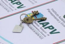 IAPV entrega viviendas llaves