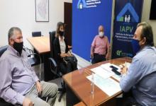 La provincia trabaja en soluciones habitacionales para Primero de Mayo