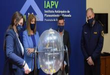IAPV sorteo viviendas policías Colón