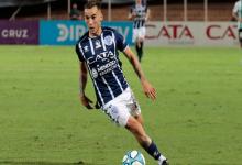 Fútbol: el entrerriano Renzo Tesuri es la cara nueva de Atlético Tucumán