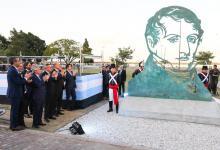 Fernández en Rosario