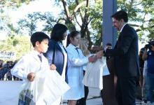 Nicolás Trotta inauguró el ciclo lectivo en Formosa