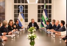 firma de préstamos CAF-Banco de Desarrollo de América Latina