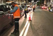 Realizaron controles de tránsito en diferentes puntos de Paraná
