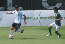 Fútbol: la selección argentina sub 23 logró su segunda victoria en Marbella