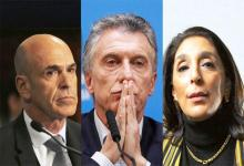 Arribas, Macri y Majdalani fueron imputados por el fiscal que impulsa la denuncia por presunto espionaje ilegal.