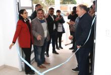 Se inauguró el Centro Integrador Comunitario de El Brillante
